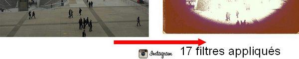 instagram filtres - Appliquer tous les filtres Instagram sur 1 image