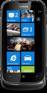 lumia 610 - 2 Lumia et 1 PureView
