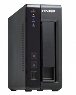 QNAP TS 119P II - Guide et comparatif des NAS 2012