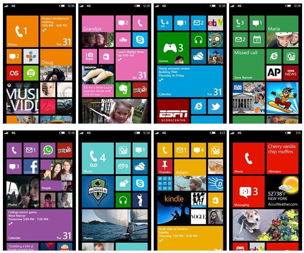 Windows Phone 8 - HTC lance 3 Windows Phone 8