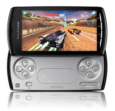 Xperia Play - 14,3 millions joueurs sur mobiles