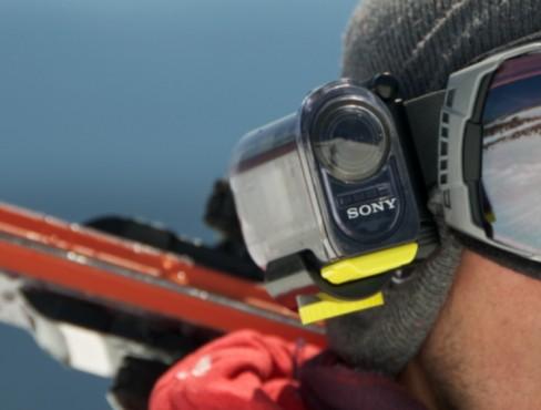 action camera sony