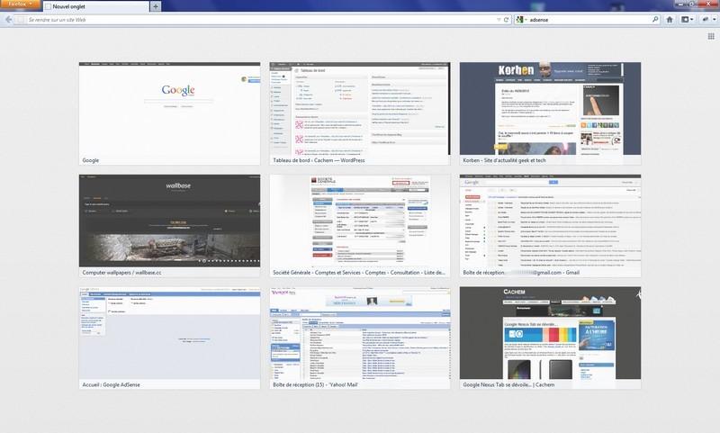 confidentialite firefox 13 - Firefox 13 - Problème de sécurité