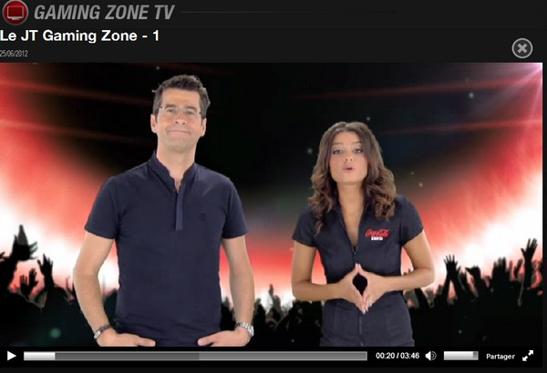 gaming zone tv jt - Gaming Zone arrive sur MSN