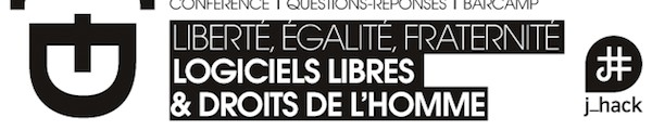 """liberte egalite fraternite - Richard Stallman - """"Logiciels libres et droits de l'Homme"""""""