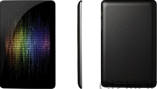 nexus tab - Google Nexus Tab se dévoile...