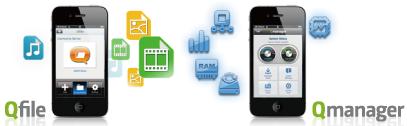qfile qmanager - QNAP propose son firmware 3.7