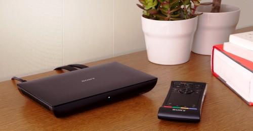 sony google tv - Sony - Google Tv débarque en juillet