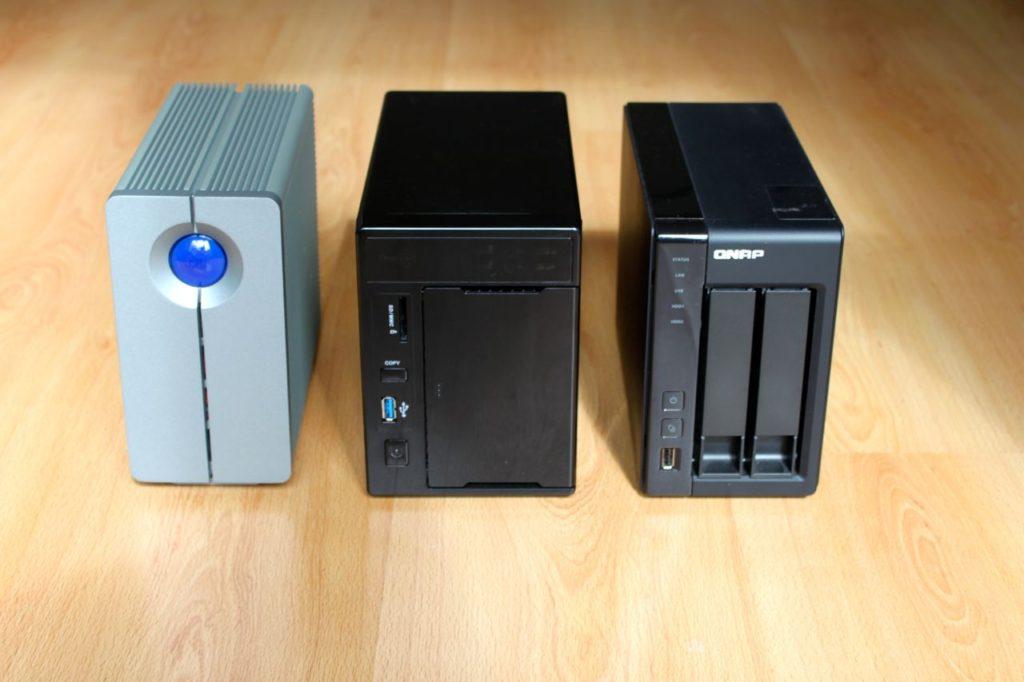 2bigNAS N2800 TS219 1024x682 - Thecus N2800, le NAS 2 baies le plus rapide au monde ?