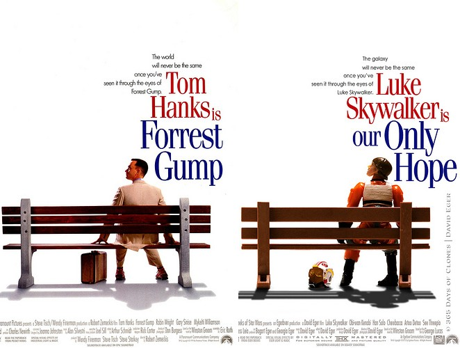 Forrest Gump - 365 jours de Star Wars