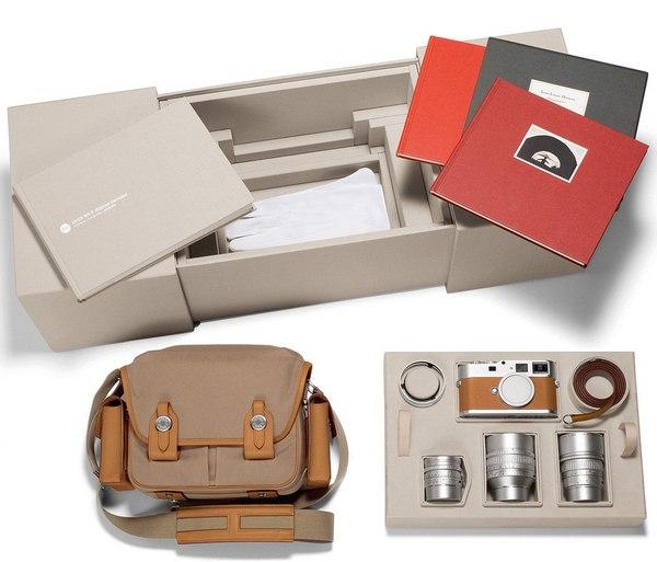 Leica M9 P 2 - Leica M9-P « Edition Hermès »