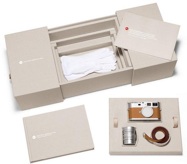 Leica M9 P - Leica M9-P « Edition Hermès »