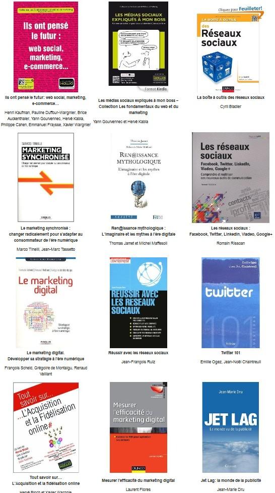 Livre digitale de l annee 2012 hubforum paris - Hub Forum 2012 - Les nominés sont...