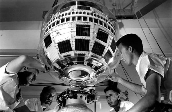 NB Telstar I - Telstar 1 déjà 50 ans