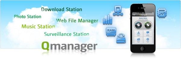 Qmanager QNAP - QNAP - Qfile & Qmanager
