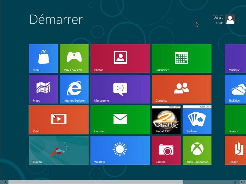 Windows 8 metro octobre prix - Windows 8 débarque...