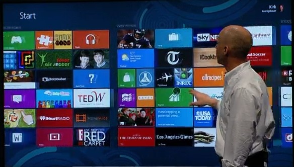 Windows 8 sur TV 82 pouces - [live] Microsoft Office 2013 et Office 365
