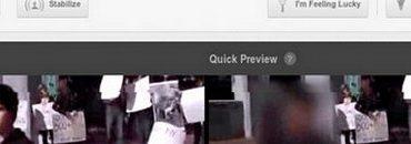 bandeau flou visages 370x130 - YouTube ajoute le floutage de visage