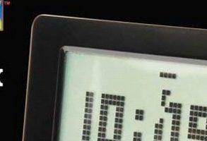 bandeau tetris clock alarme reveil 293x200 - Le réveil Tetris
