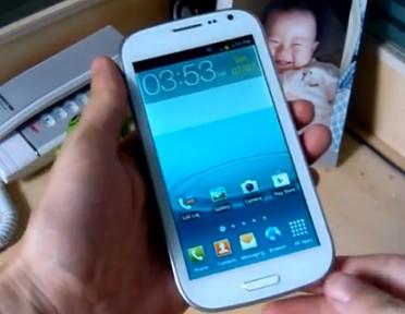 galaxy s3 - Un Galaxy S3 pour... 200€