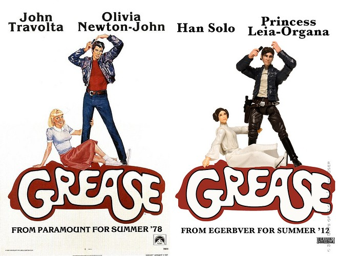 grease - 365 jours de Star Wars