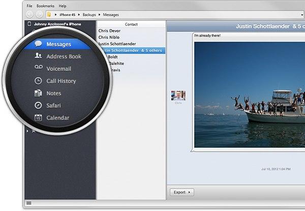 iexplorer3 voir lire acceder donnees iphone ipad ipod - Prenez le contrôle de votre iPhone/iPad/iPod avec iExplorer