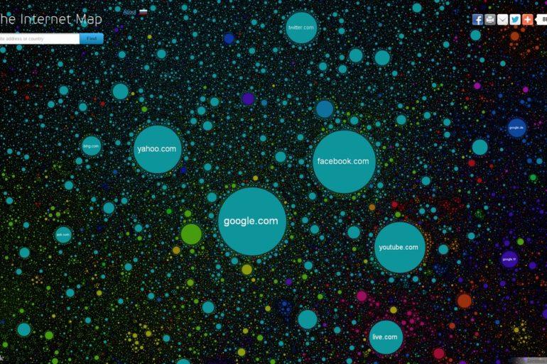 internet map 770x513 - Galaxy Web