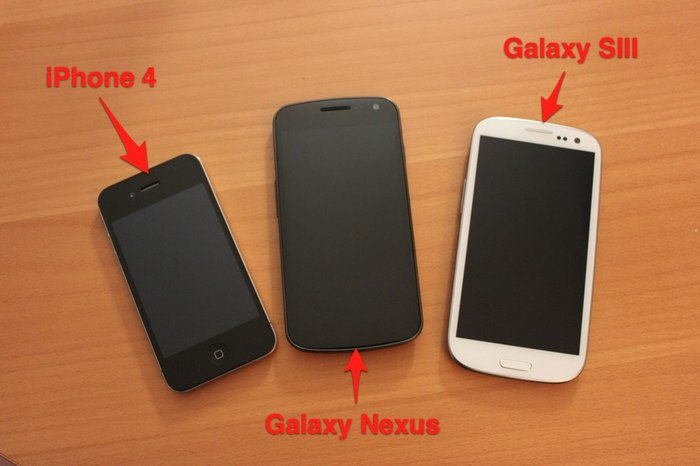 iphone nexus s3 - Samsung Galaxy SIII, le meilleur mobile au monde ?