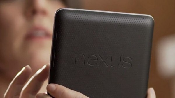 nexus tab arriere - Bilan des annonces de la Google I/O