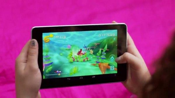 nexus tab jeu video - Bilan des annonces de la Google I/O