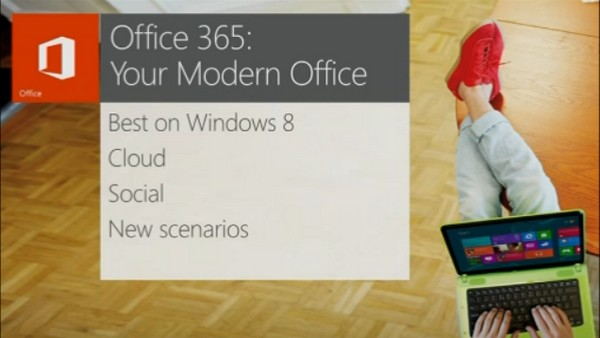 office cloud - [live] Microsoft Office 2013 et Office 365