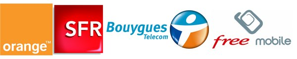 operateurs mobiles orange sfr bougues telecom free mobile - Hausse des forfaits mobiles