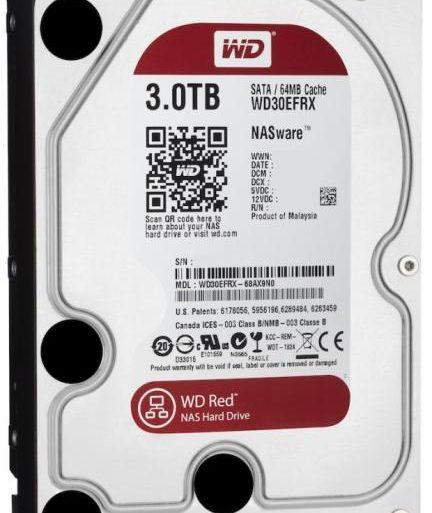 red 432x513 - Western Digital RED : réel intérêt pour l'utilisateur ou coup marketing?