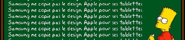 samsung apple - Apple condamné à dire du bien de Samsung