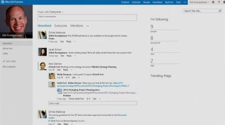 sharepoint office 2013 - [live] Microsoft Office 2013 et Office 365