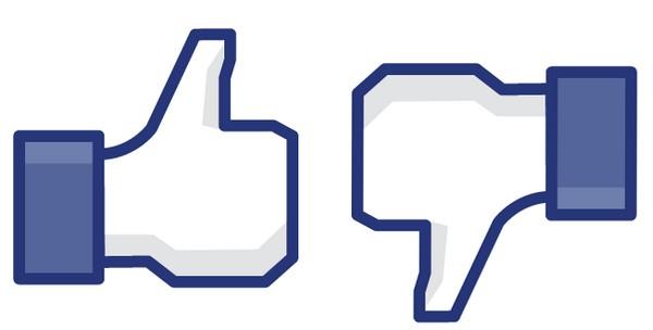 Like Dislike j'aime j'aime pas
