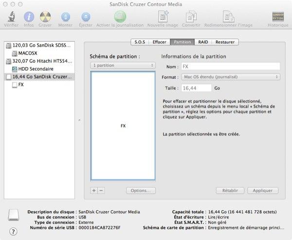 Installer OS X Mountain Lion sur un PC