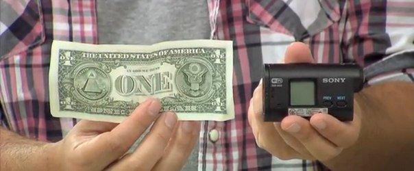 bandeau Action Cam - Sony Action Cam, une concurrente à GoPro ?