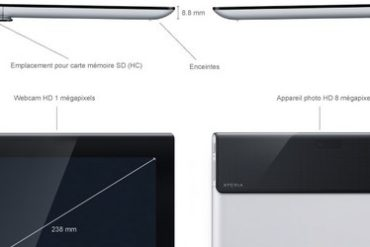 bandeau sony xperia tablet s 370x247 - Sony annonce sa tablette Xperia Tablet S