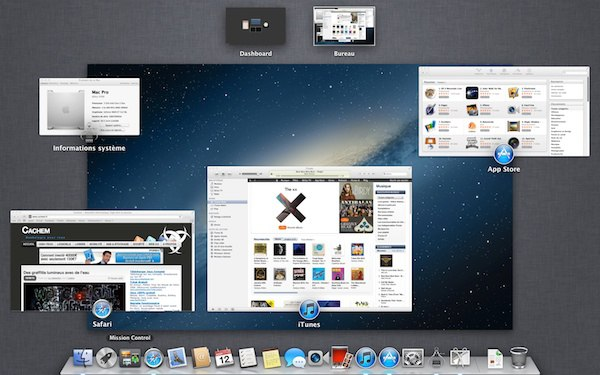 bureau hackintosh - Installer OS X Mountain Lion sur un PC