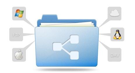 dsm 41 partage - DiskStation Manager 4.1 débarque