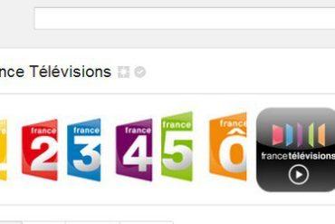 france television google plus 370x247 - France TV plébiscite G+