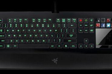razer DeathStalker 370x247 - Le clavier le plus intelligent au monde ?
