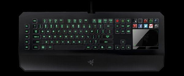 razer DeathStalker - Le clavier le plus intelligent au monde ?