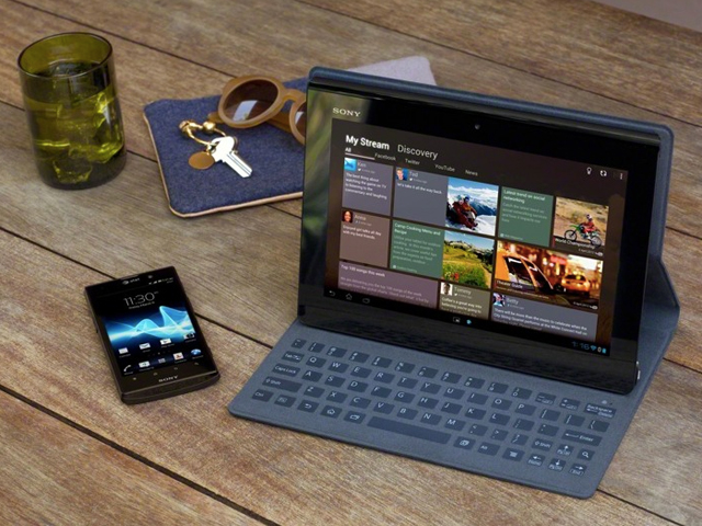 sony xperia tablet s housse clavier - Sony annonce sa tablette Xperia Tablet S