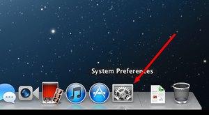 system preferences - VMware – OS X 10.8 Mountain Lion sur PC Windows