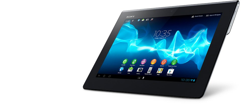 xperia tablet s - Sony annonce sa tablette Xperia Tablet S