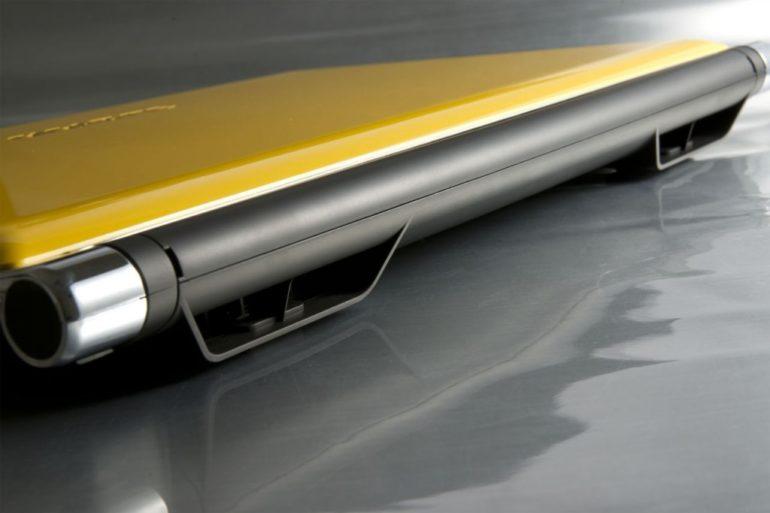 Gygabyte P2542G 770x513 - P2542G - Un portable pour Gamer