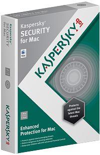 Kaspersky Security Mac - Kaspersky Security arrive sur Mac