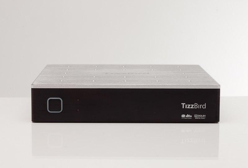TIZZBIRD F20  - Connecter un TizzBird F20 à votre télé